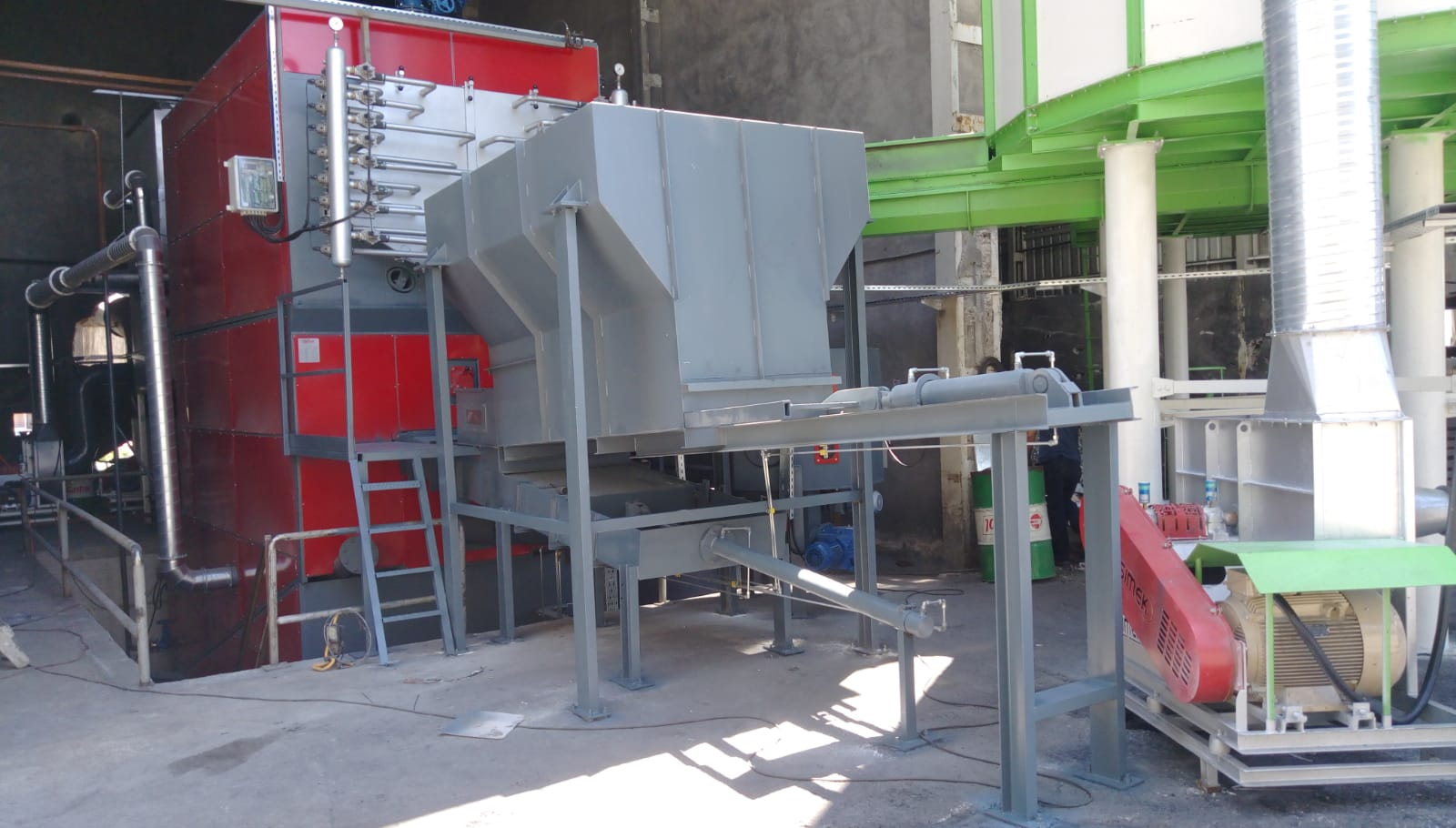 Power Generation From Waste & Biomass